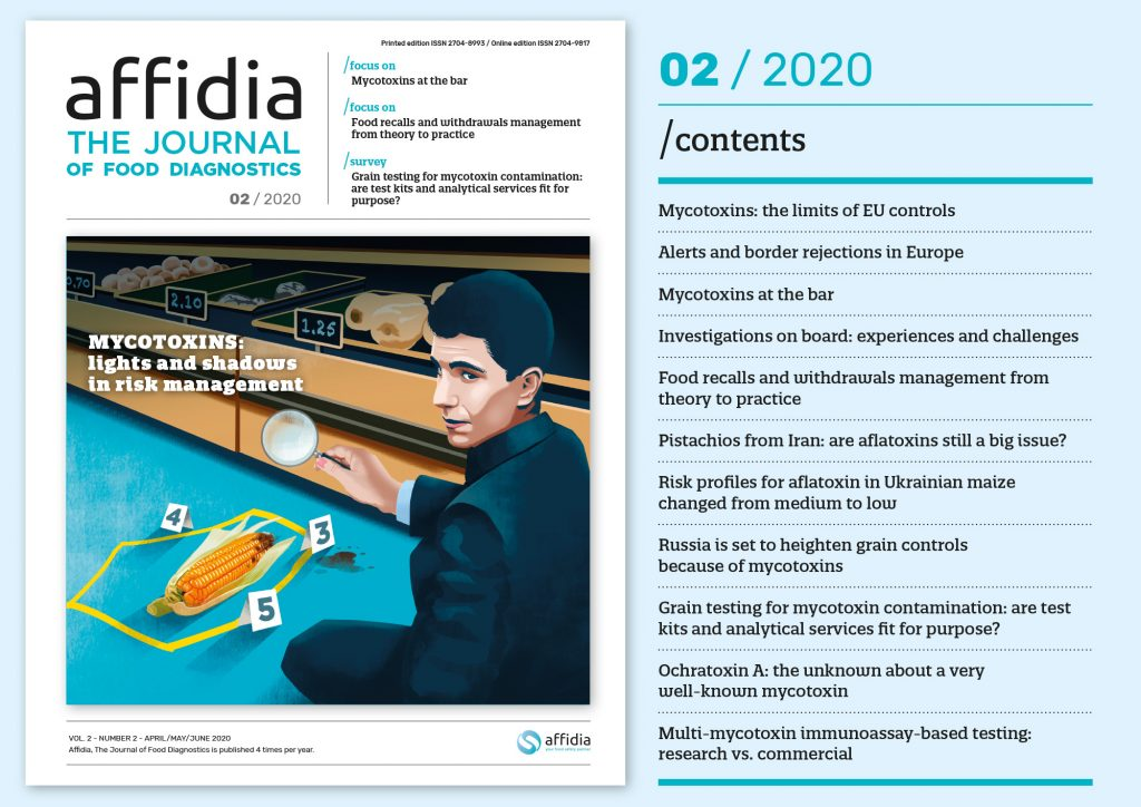Affidia Journal - 02/2020 - Mycotoxins
